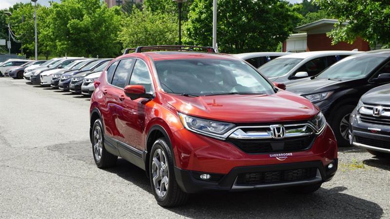 2019 Honda  CR-V EX+AWD+TOIT OUVRANT+SIEGES CHA