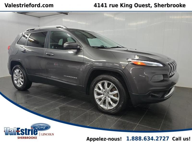 2014 Jeep  Cherokee 4 RM, 4 portes, Limited