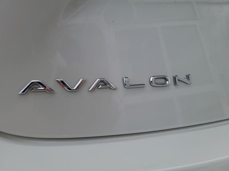 toyota Avalon 2018 - 5