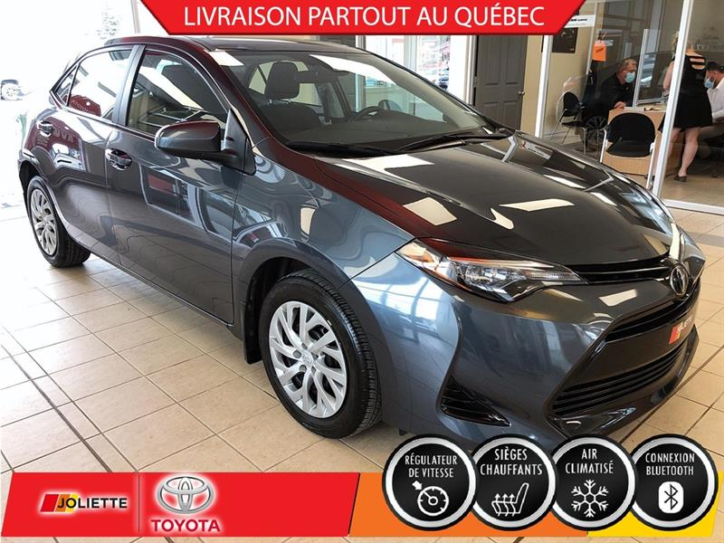 2017 Toyota Corolla A/C - VITRES ELECTRIQUES - FAU