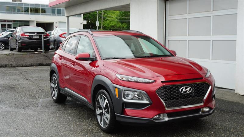 2019 Hyundai  Kona TREND+AWD+VOLANT CUIR+CAMÉRA R