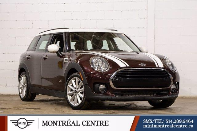 2017 MINI Clubman ALL4/Groupe indispensable/Toit