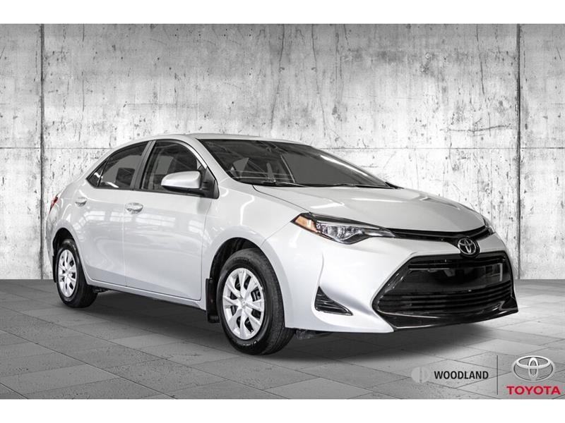 toyota Corolla 2019 - 33