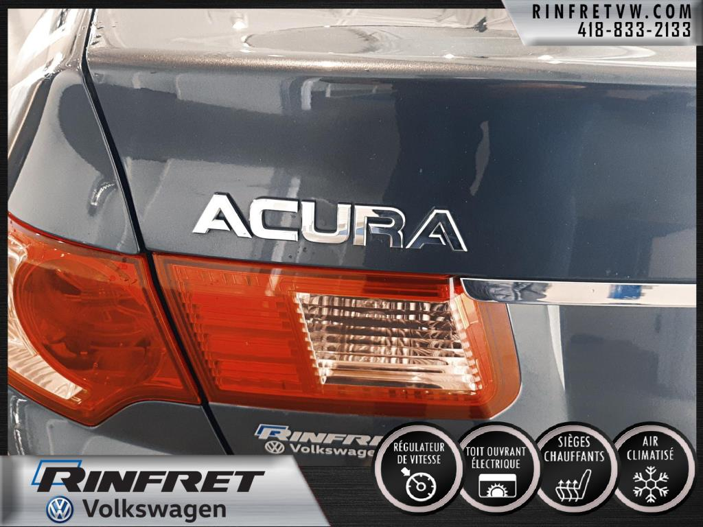 Acura TSX 8