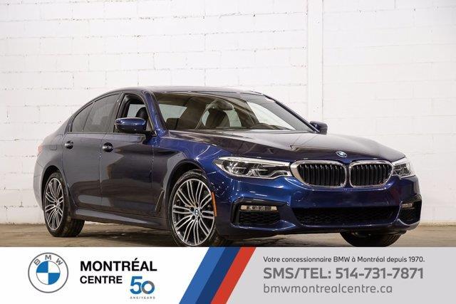 BMW Série 5 2018 530i xDrive Premium amélioré,