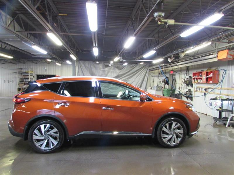 Nissan Murano 2020 SL TI TOIT*GPS*CAMÉRAS*SIÈGES