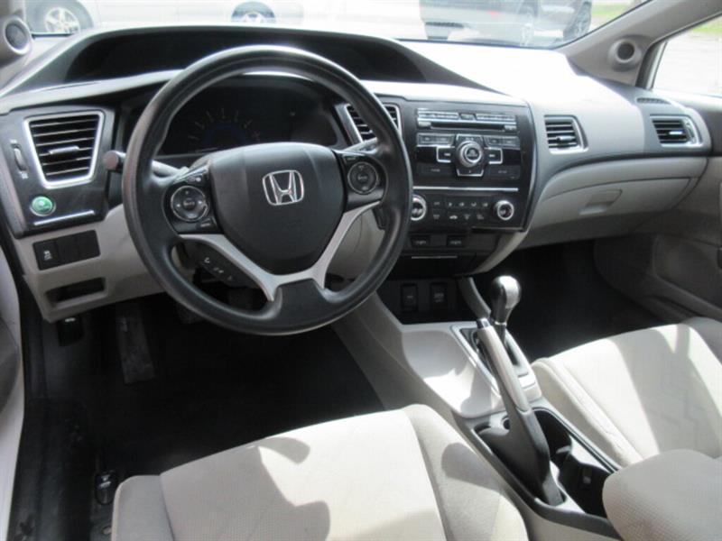 Honda Civic Coupe 12