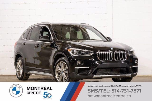 BMW X1 2018 xDrive28i, Premium, Toit Pano.
