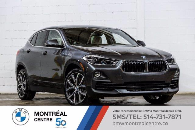 BMW X2 2018 xDrive28i, Premium, Roues 19 p