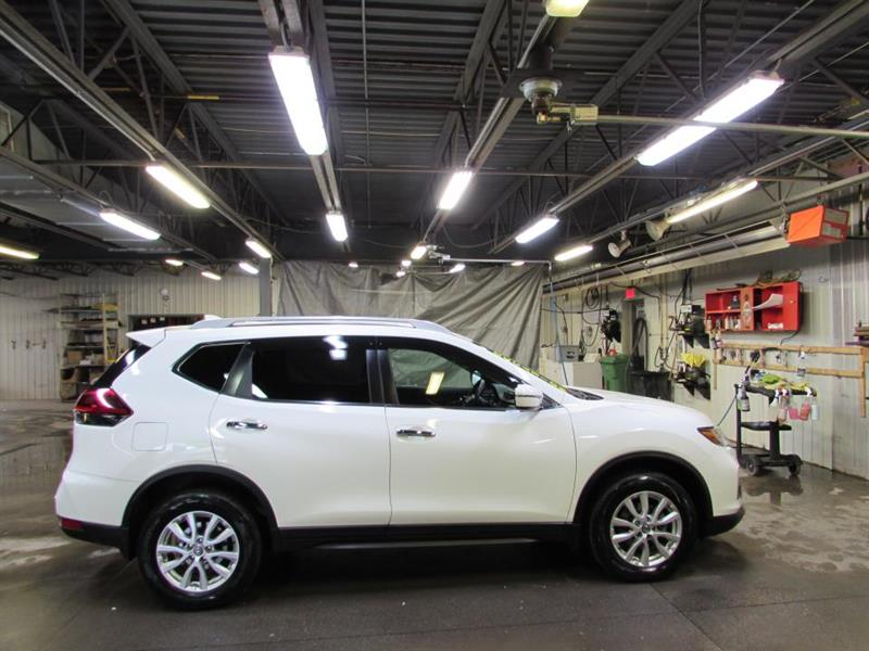 Nissan Rogue 2020 S TI SPECIAL EDITION MAIN LIBR