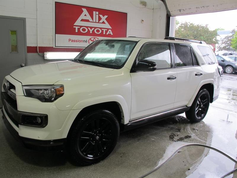 Toyota 4Runner 4 roues motrices EDITION NIGHT 2019