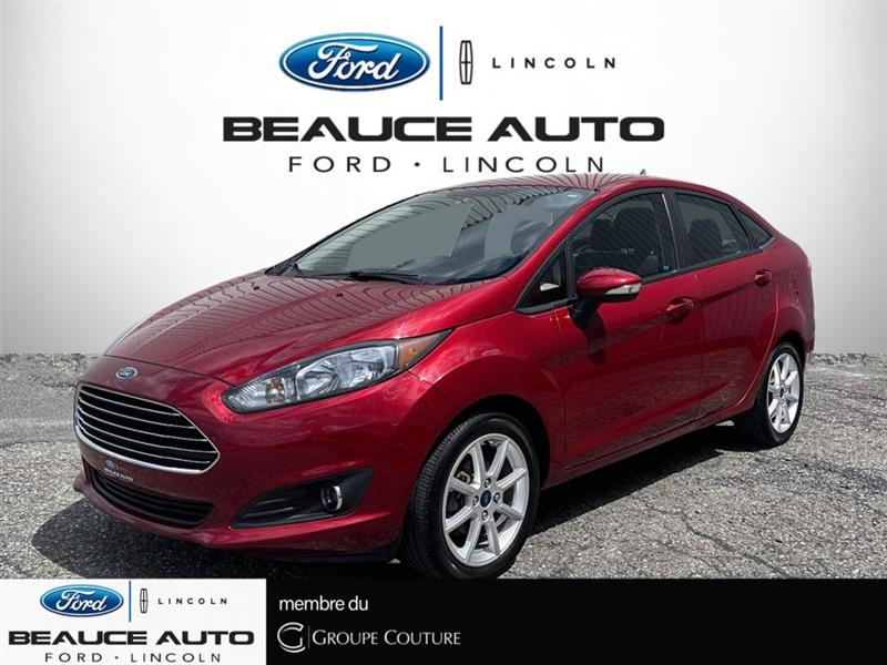 2015 Ford  Fiesta SE+ AUTOMATIQUE+MY FORD TOUCH+