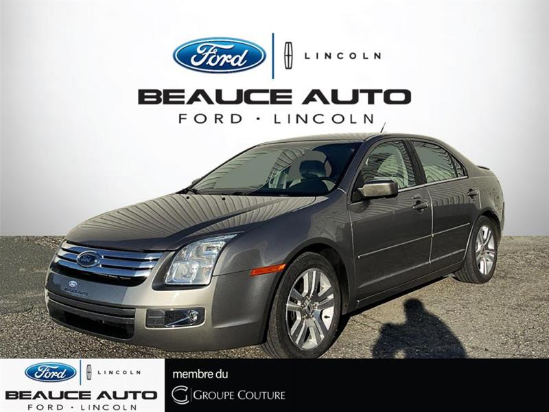 2008 Ford  Fusion SEL+ V6 + SEULEMENT 39,006 KM