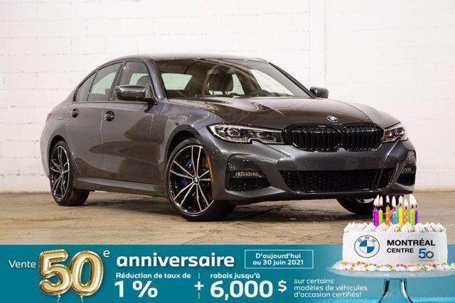 BMW Série 3 2020 330i xDrive, Premium Am?lior?,