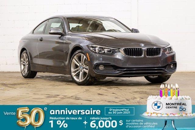 2018 BMW 4 Series 430i xDrive, Premium amélioré,