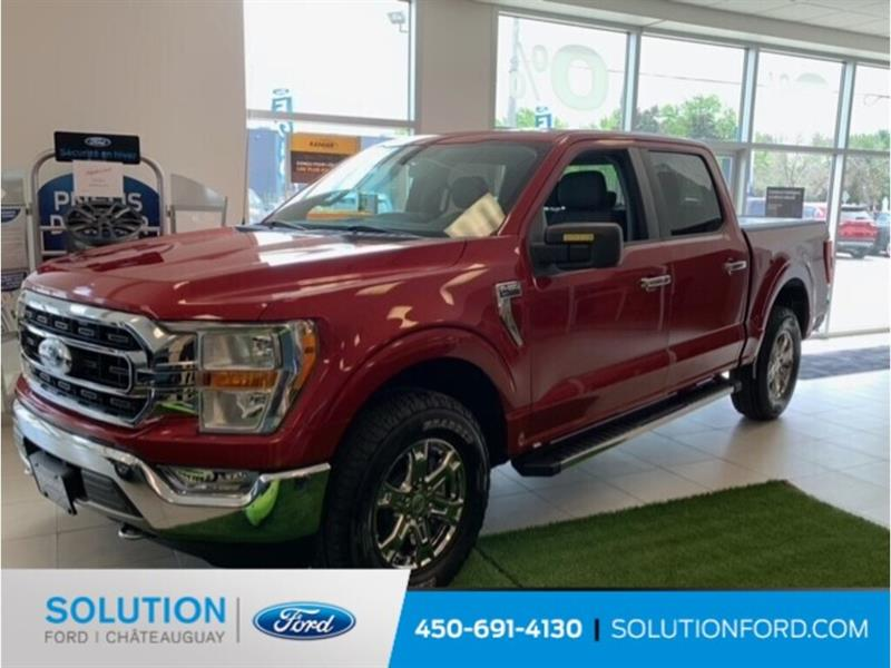 Ford F-150 2021 XTR + 4X4 + ANDROID/APPLE + CO