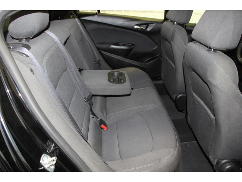 Chevrolet Cruze 10