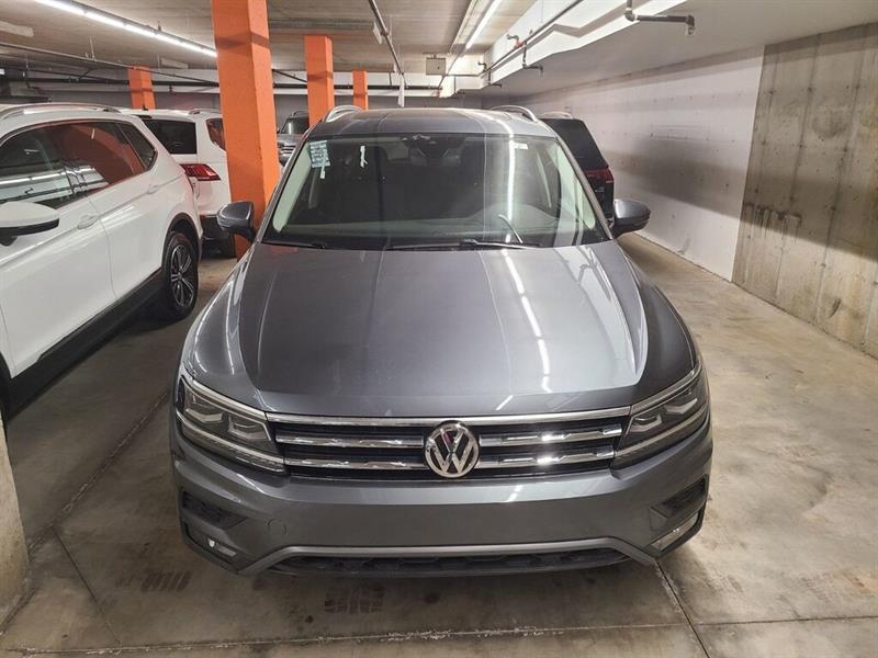 Volkswagen Tiguan 9