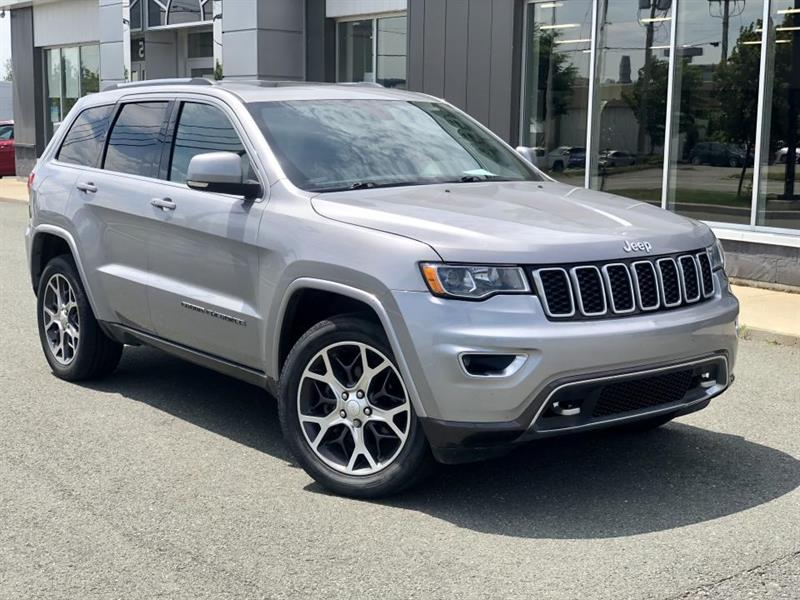2018 Jeep  Grand Cherokee LIMITED EDITION ''STERLING 25I