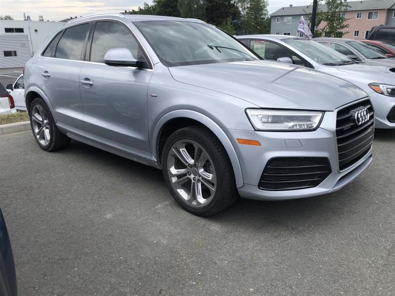 2017 Audi  Q3 TECHNIK  ''S LINE'' TOIT PANOR