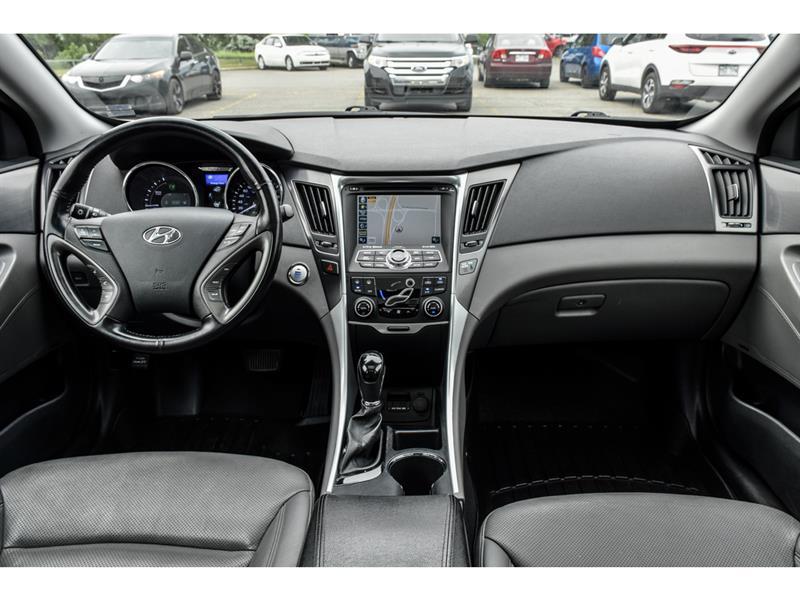 Hyundai Sonata Hybrid 2