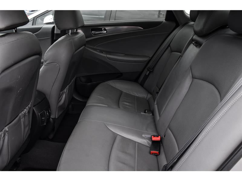 Hyundai Sonata Hybrid 14