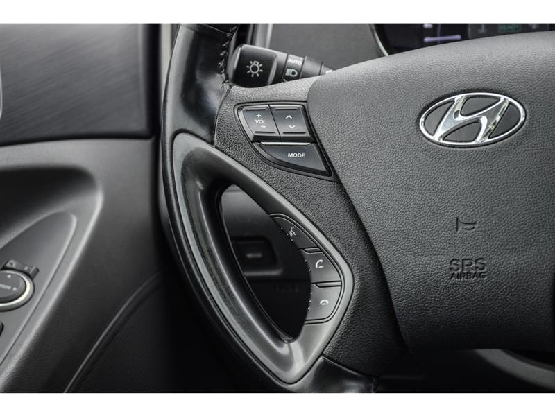 Hyundai Sonata Hybrid 18