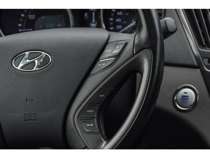 Hyundai Sonata Hybrid 19