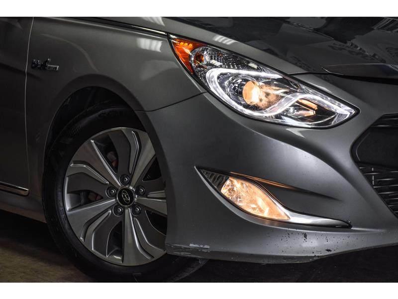 Hyundai Sonata Hybrid 28