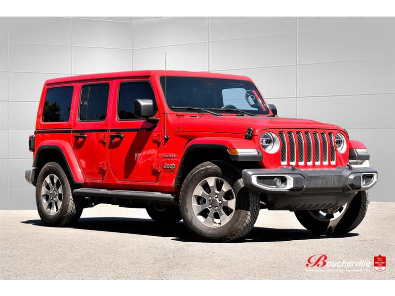 Jeep Wrangler Unlimited UNLIMITED SAHARA * HITCH * 2.0 2020