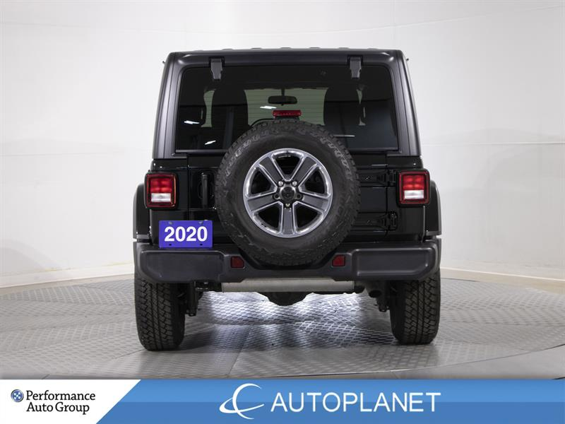 Jeep Wrangler Unlimited 22