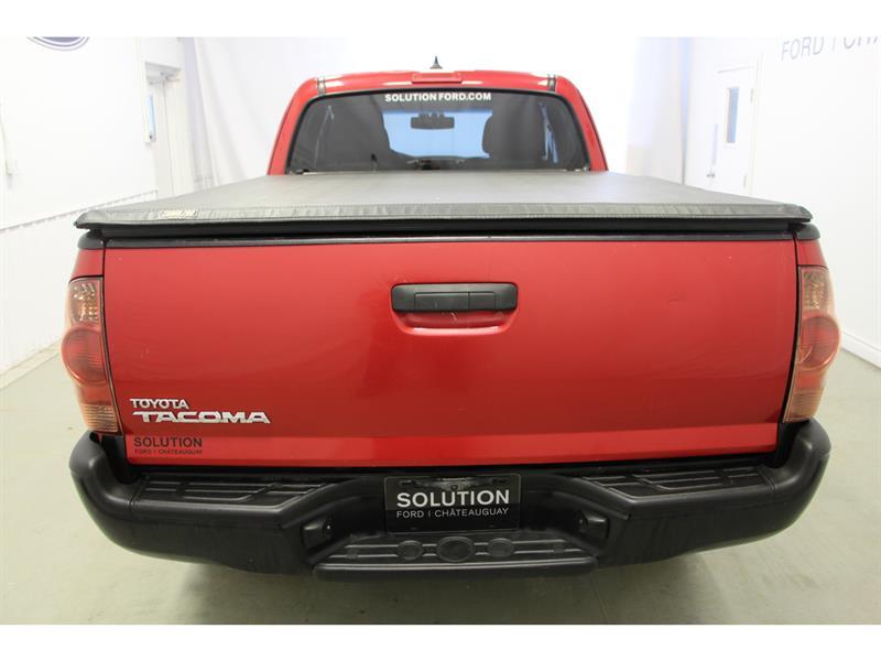 toyota Tacoma 2012 - 5