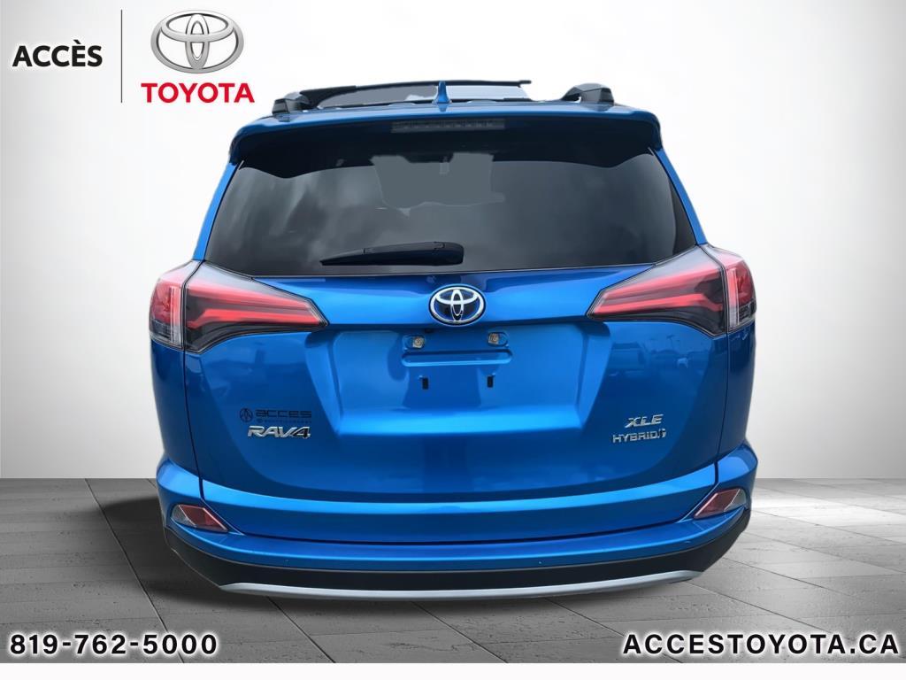 toyota RAV4 Hybrid 2017 - 3