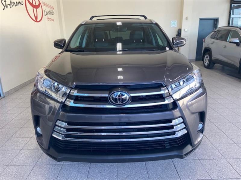 Toyota Highlander 2
