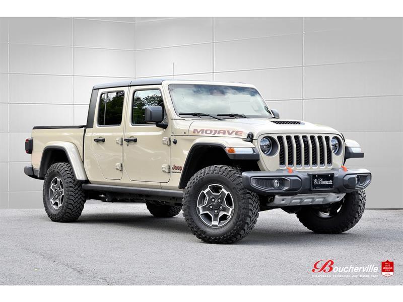 Jeep Gladiator EDITION MOJAVE * V6 * MANUEL * 2020