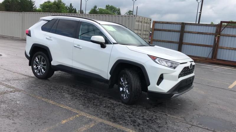 toyota RAV4 LIMITED AWD 2020 - 2