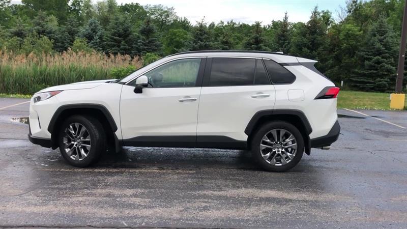 toyota RAV4 LIMITED AWD 2020 - 5