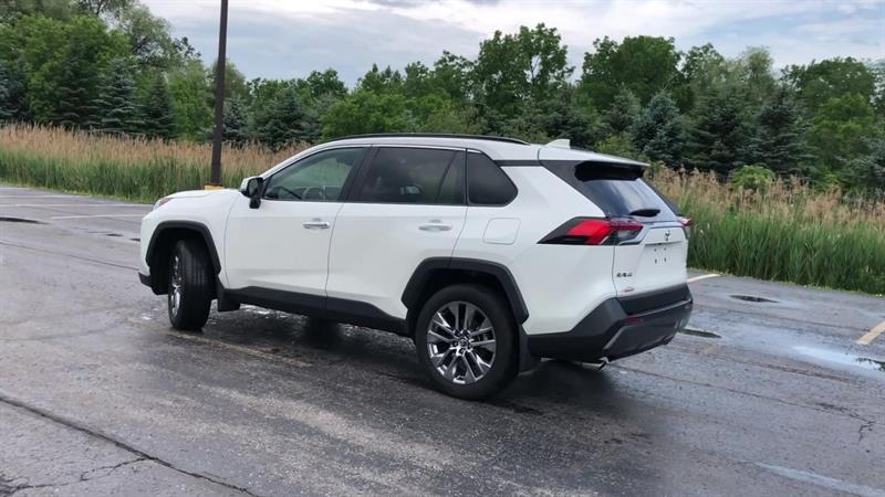 toyota RAV4 LIMITED AWD 2020 - 6