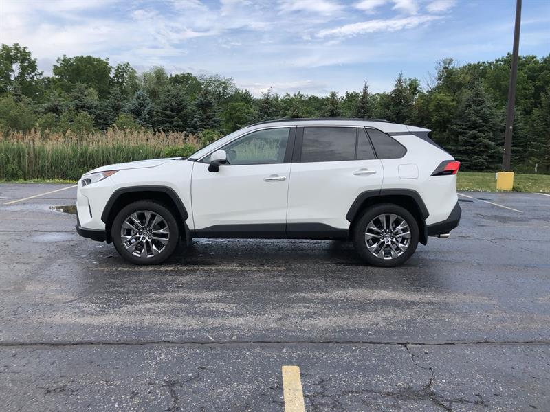 toyota RAV4 LIMITED AWD 2020 - 10