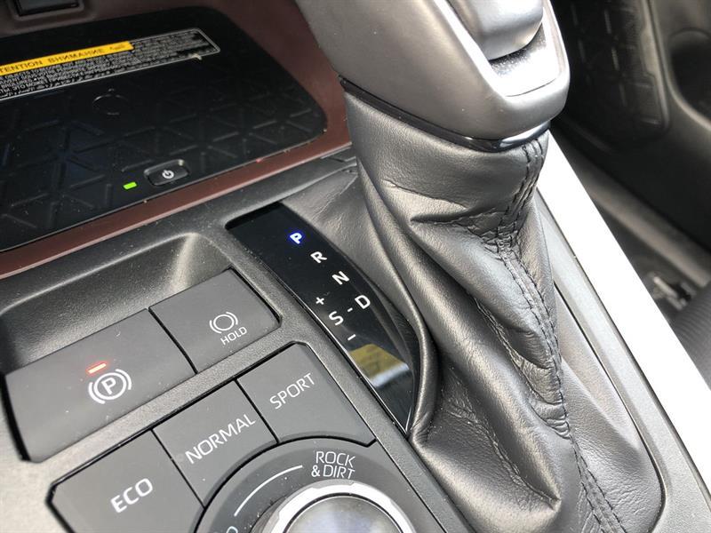toyota RAV4 LIMITED AWD 2020 - 26