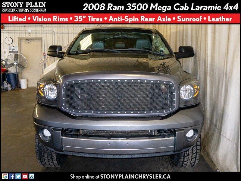 Dodge Ram 3500 8
