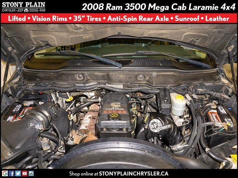 Dodge Ram 3500 25