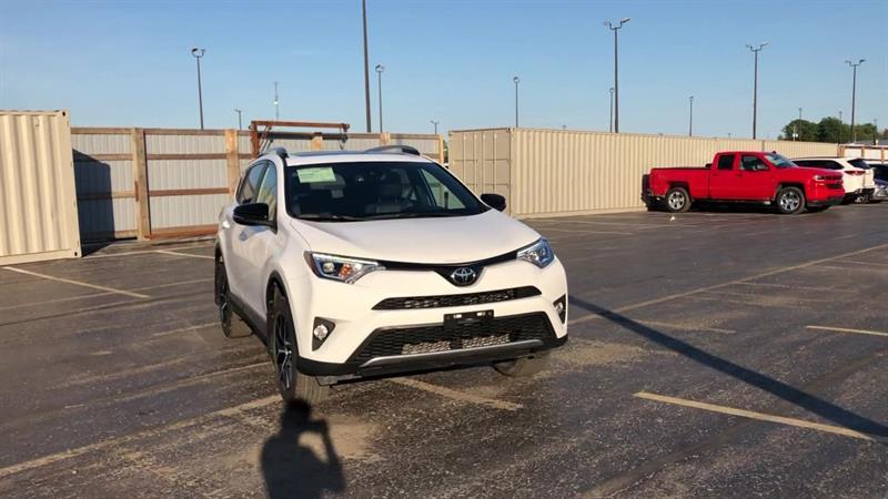 toyota RAV4 SE AWD 2017 - 3