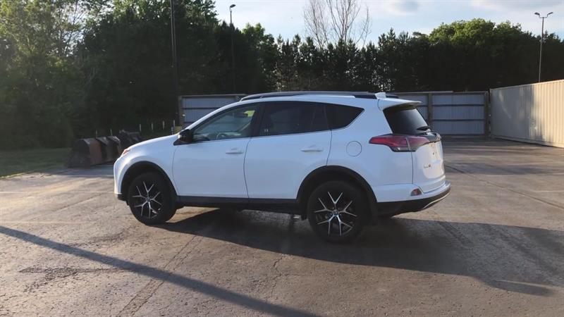 toyota RAV4 SE AWD 2017 - 6