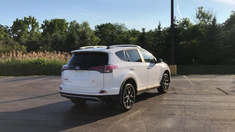 toyota RAV4 SE AWD 2017 - 8