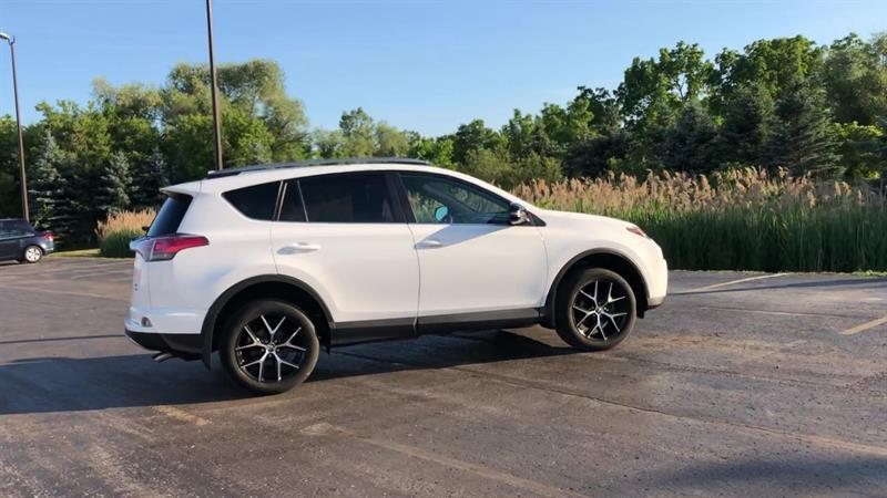 toyota RAV4 SE AWD 2017 - 9