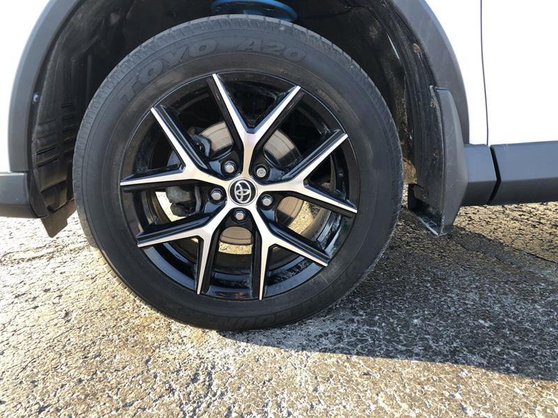toyota RAV4 SE AWD 2017 - 11