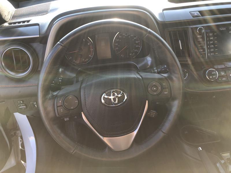toyota RAV4 SE AWD 2017 - 15