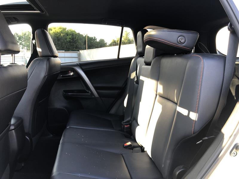 toyota RAV4 SE AWD 2017 - 17