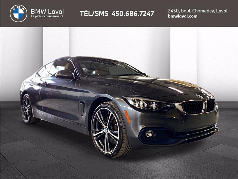 BMW Série 4 2018 430i xDrive, Apple Carplay, Ha